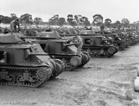 Русские танки №62 - М3 Ли