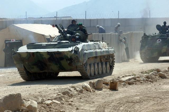 Русские танки №75 - БМП-1